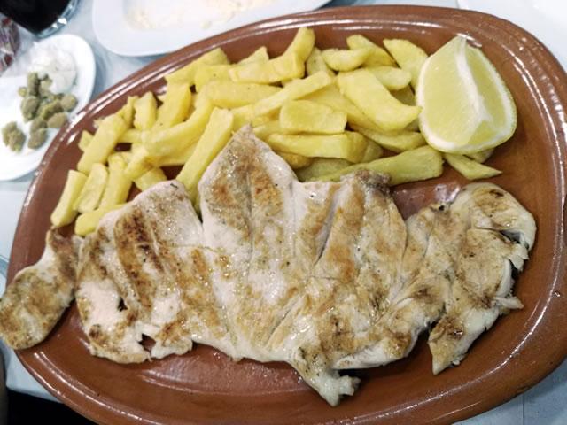 Filete de Pollo a la Brasa